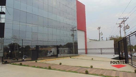 Galpão À Venda, 1750 M² Por R$ 3.400.000,00 - Distrito Industrial I - Santa Bárbara D