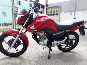 Honda Cg 160 Fan Com Abs