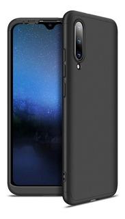Funda Luxury 3 En 1 P/ Xiaomi Mi A3 Rigida Antideslizante + Glass Templado Recto + Envio Gratis