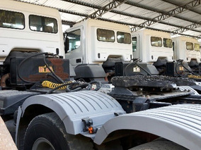 Mercedes 3344 S 6x4 Ano 2009/2009 Cavalos Mecânicos