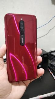 Xiaomi Redmi 8 Vermelho (defeito) - Ler Descrição