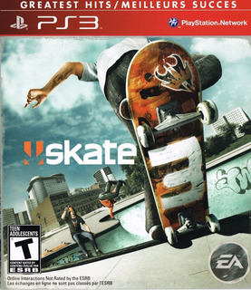 Skate 3 Físico Ps3 + Envio Gratis