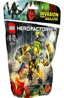 Lego Hero Factory Rocka Crawler. Art.44023. Original.