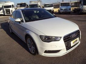 Audi A3 1.8 Tfsi Ambition S-tronic Entr+parcelasr$1.800,00