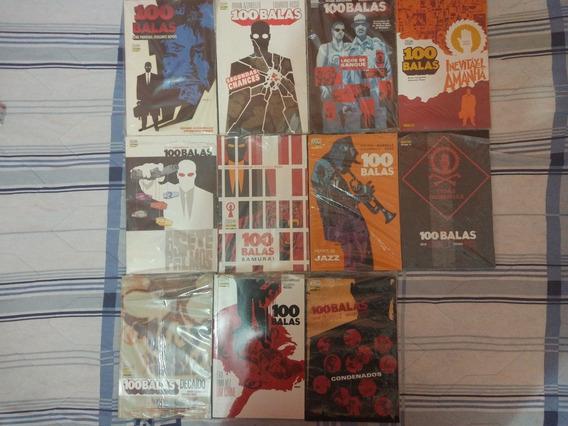 Coleção Imcompleta Hq 100 Balas