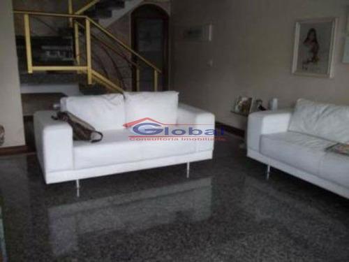 Venda Sobrado - V. Curuçá - Santo André - Gl36892