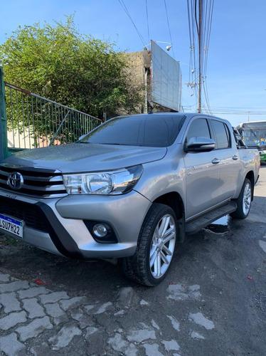 Toyota Hilux 2017 2.7 Sr Cab. Dupla 4x2 Flex Aut. 4p