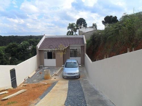 Casa A Venda No Bairro Gralha Azul Em Fazenda Rio Grande - - 3591-1