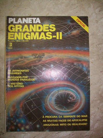 Revista Planeta - Especial Grandes Enigmas-ii - Número 128-a