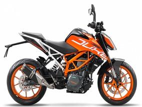 Ktm Duke 390 Naranja / Blanca 0km 2018 Automoto Lanus