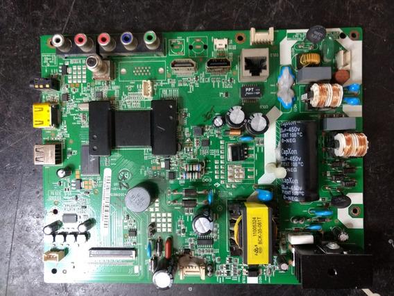 Placa Principal Tv Semp .40l2400 Original (com Defeito)