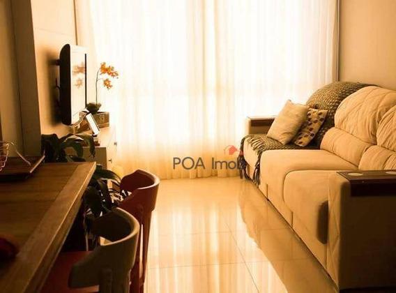Cobertura Residencial À Venda, Cavalhada, Porto Alegre. - Co0081