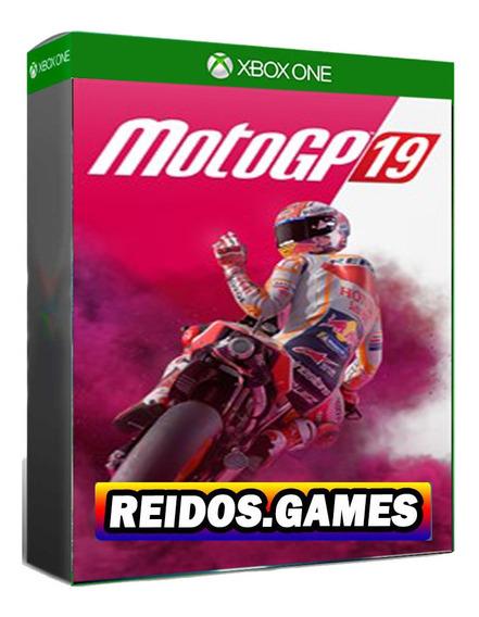 Moto Gp 2019 Xbox One Mídia Digital