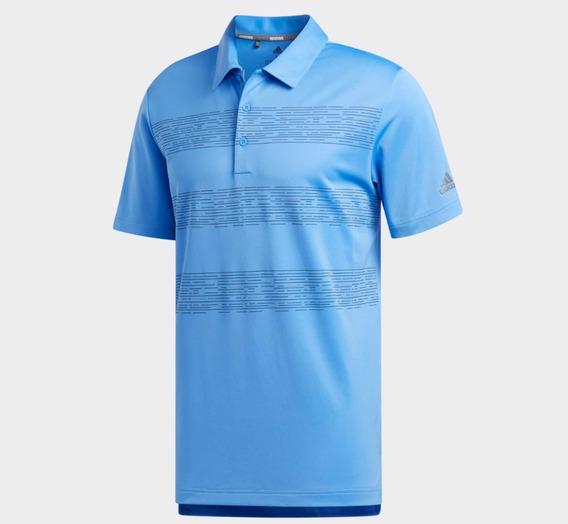 Playera Polo adidas (talla M) 100% Original Hombre Camisa Dz