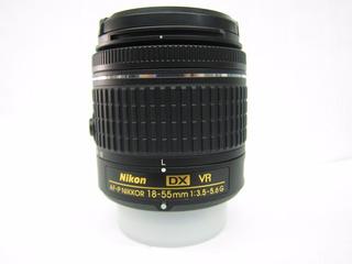 Oferta Lente Nikon 18-55 Mm Vr Para D5300 D5500 D3300 D3400