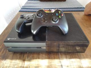X Box One Usada 2 Joysticks Y Varios Juegos Lista Para Usar.