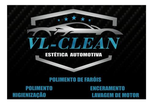Imagem 1 de 2 de Higienização Automotiva