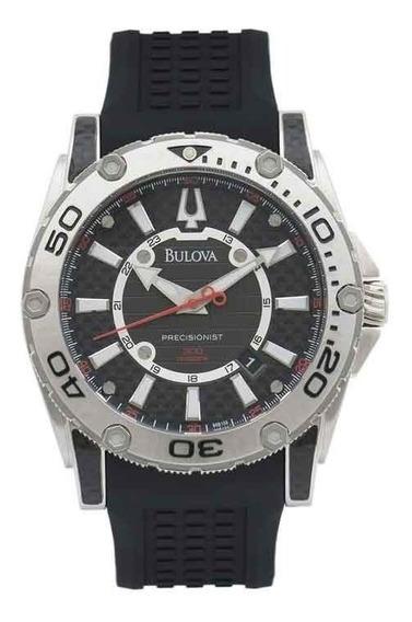 Relógio Bulova Masculino Precisionist Wb31505t *scuba Diver