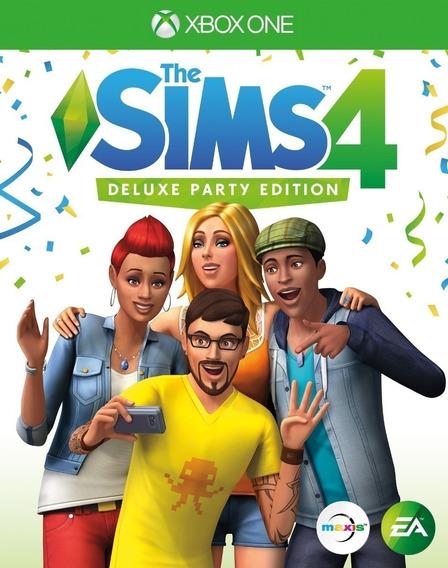 The Sims 4 Edição Festa Deluxe - Xbox One Digital