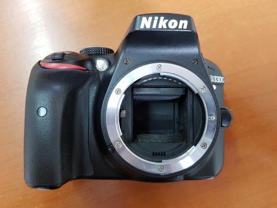 Câmera Nikon D3000 Não Liga, Não Funciona