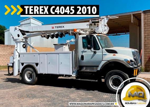 Grua Electrica International - Terex Derrick Digger 2010