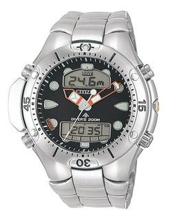 Reloj Hombre Citizen Jp1060-52e Aqualand Agente Oficial Co
