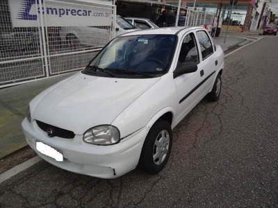 Corsa Sedan 1.0 Wind Com Ar Cond. 2002