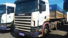 Scania R114 Ga 380 6x2nz Jj Caminhões