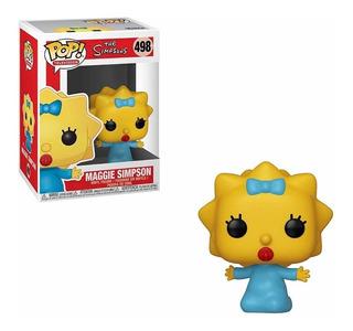 Funko Pop 498 The Simpsons S2 -maggie