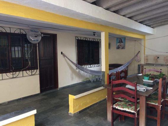 Sobrado Com 4 Dorms, Vila Ponte Nova, Cubatão - R$ 470 Mil, Cod: 1608 - V1608