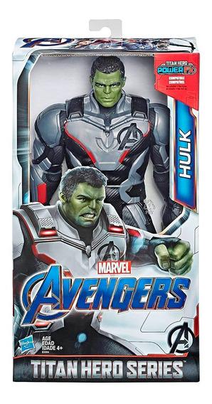 Avengers Muñeco Hulk Endgame Original Hasbro