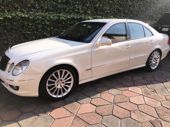 Mercedes Benz Clase E 500 B4 Avtg 2008 78,500 Kms Blindado