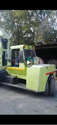 Grua Crane Mobile 7,5 Tn Pida Video Funcionando