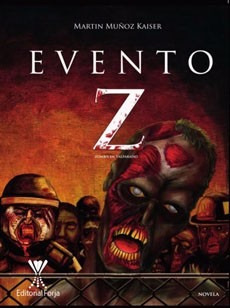 Evento Z. Zombis En Valparaiso