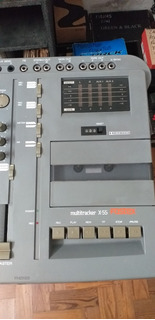Consola Fostex X55 Bafles Jensen Model30