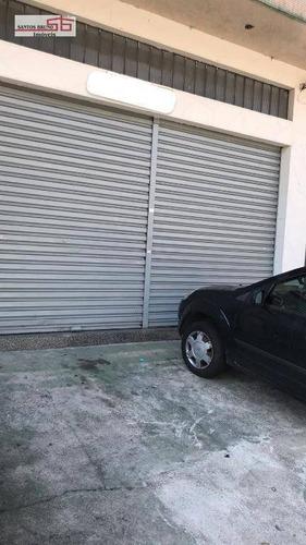 Galpão À Venda, 260 M² Por R$ 1.499.000,00 - Freguesia Do Ó - São Paulo/sp - Ga0062