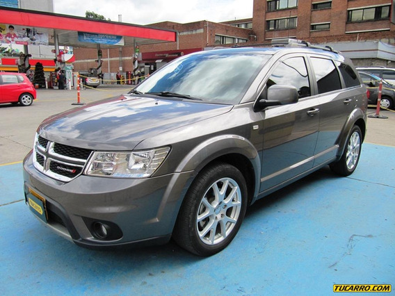 Dodge Journey Se At 2400cc 7psj 4x2 Free Way