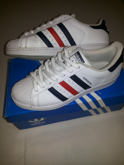 Zapatillas adidas Superstar Talle 9.5 Us/ 41.5 Ar