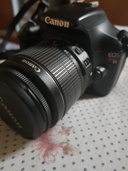 Camera Canon Rebel T3