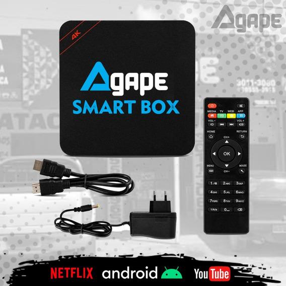 Conversor Smart Tv Youtube E Netflix Na Tv Android.7 Oferta
