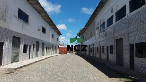 Galpão À Venda, 18000 M² Por R$ 22.000.000,00 - Pirajá - Salvador/ba - Ga0094