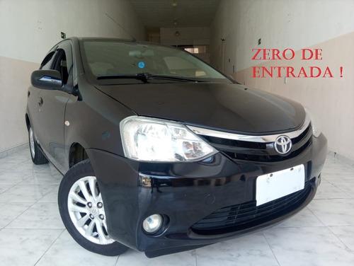Toyota Etios Hatch 1. 5 Xls 16v Flex 2013 Manual Top Linha