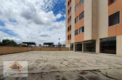 Imagem 1 de 27 de Apartamento Com 2 Dormitórios À Venda, 63 M² Por R$ 245.000,00 - Chácara Cruzeiro Do Sul - São Paulo/sp - Ap0276