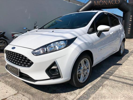 Ford Fiesta Sel 1.6 Flex Mecânico Mônaco Automóveis