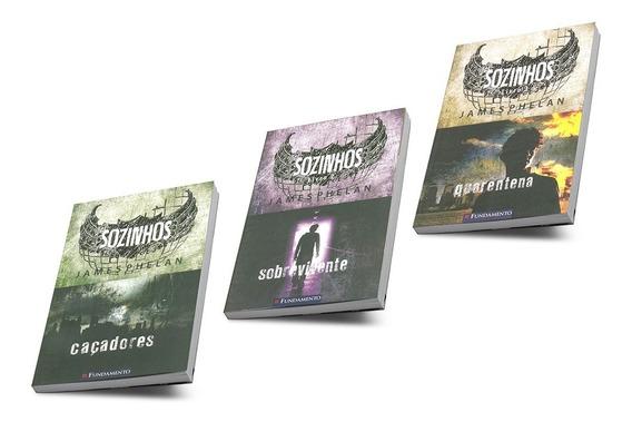 Sozinhos Coleção Completa Literatura Infanto Juvenil