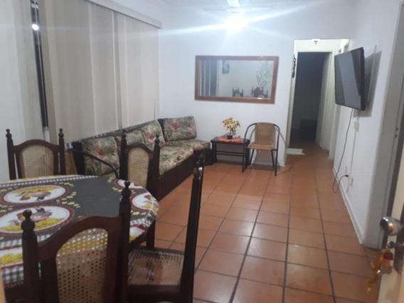 Apartamento Em Guarujá, Guarujá/sp De 75m² 3 Quartos À Venda Por R$ 207.000,00 - Ap319053