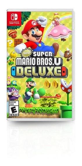Jogo Game Infantil Super Mario Bros Delux - Nintendo