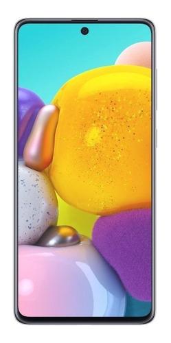 Samsung Galaxy A71 Dual SIM 128 GB haze crush silver 6 GB RAM