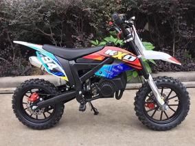 Moto Para Niño Motor 50cc