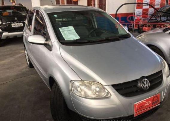 Volkswagen Fox 1.6 Vht Plus Total Flex 5p